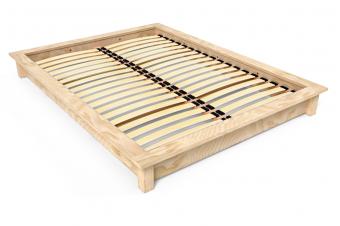 Letto futon 2 posti in legno massiccio Solido