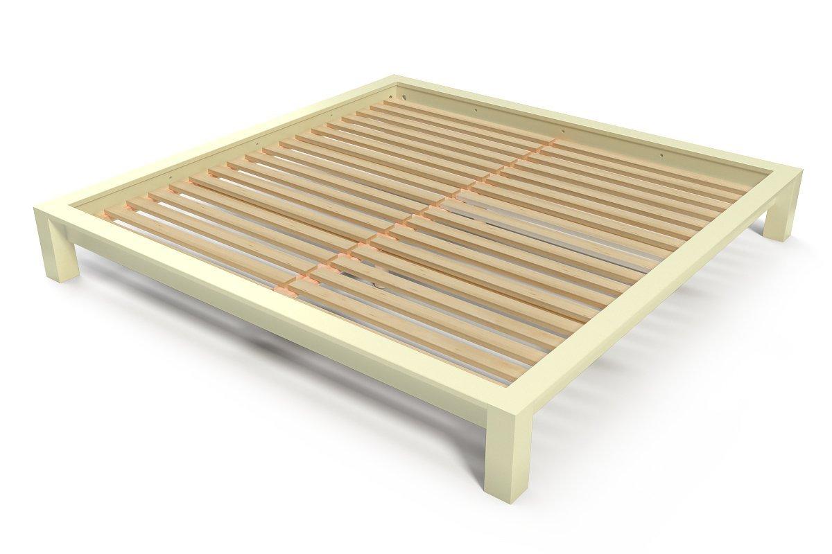 Base Letto Matrimoniale Legno : Letto matrimoniale king size 200x200 cm legno abc meubles