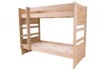 lit superpos en bois 2 3 ou 4 places made in france abc meubles. Black Bedroom Furniture Sets. Home Design Ideas