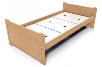 Solo Bett 90x190 cm Buche