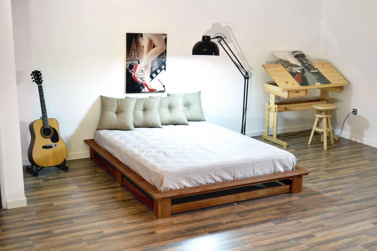 lit futon alteb deux places abc meubles. Black Bedroom Furniture Sets. Home Design Ideas