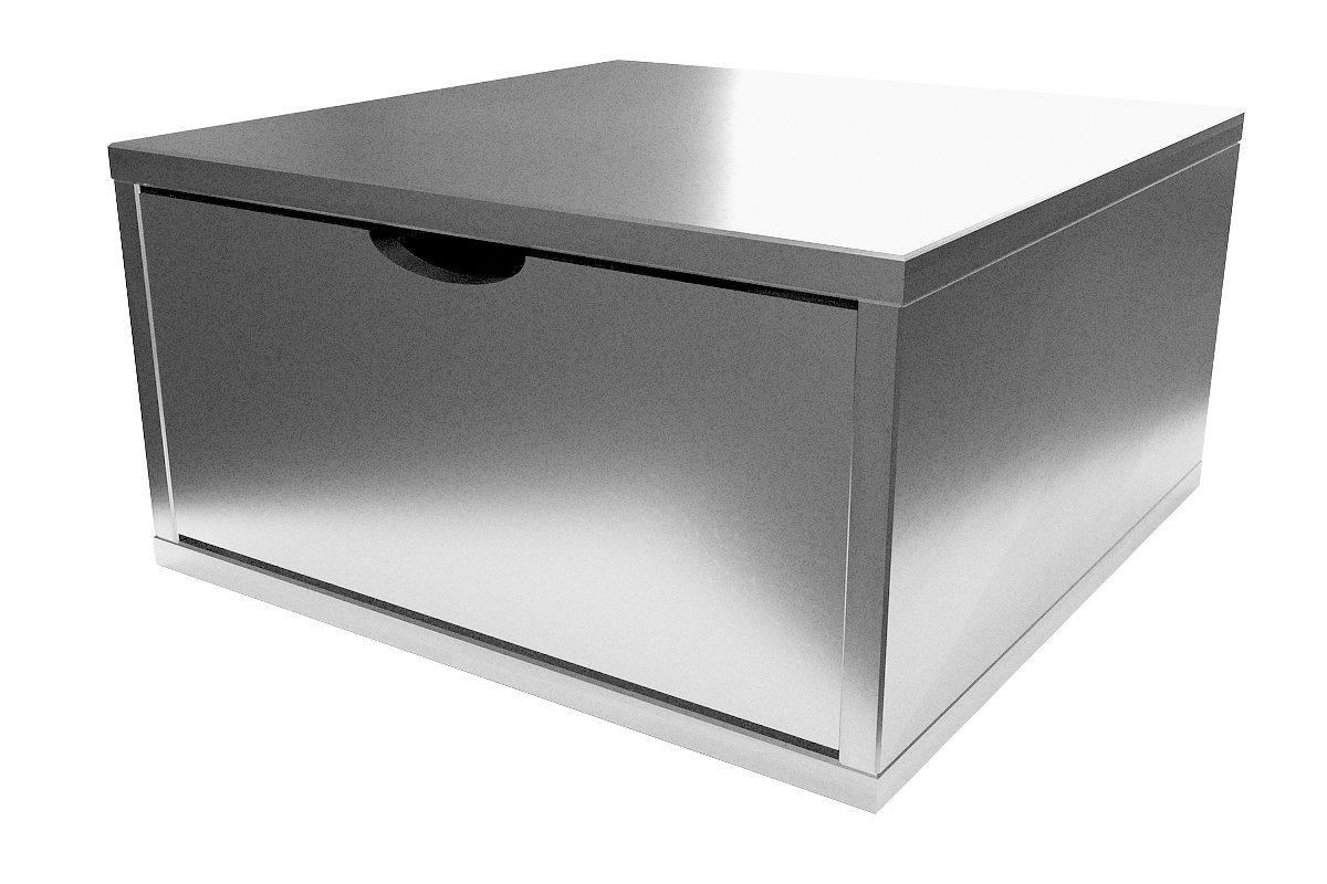 cube de rangement largeur 50 cm tiroir abc meubles. Black Bedroom Furniture Sets. Home Design Ideas