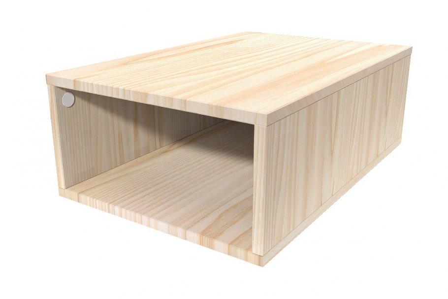 Cube 75x50cm