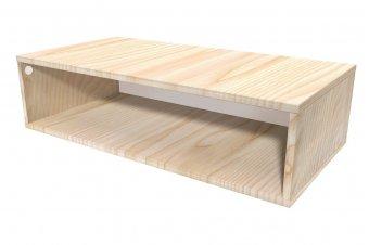 Staubox Länge 100 cm