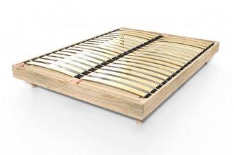 Holzlattenrost für 2 Personen Kit France