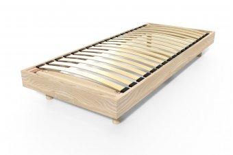 Single slatted bed Kit France