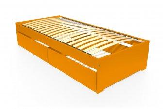 Lit simple Malo 90x190 cm + tiroirs