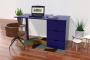 Bureau Cube 3 tiroirs