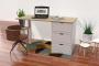 Oficina cubo con 3 cajones