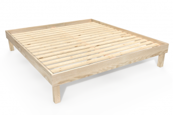 KING SIZE LARGE BED 180X200