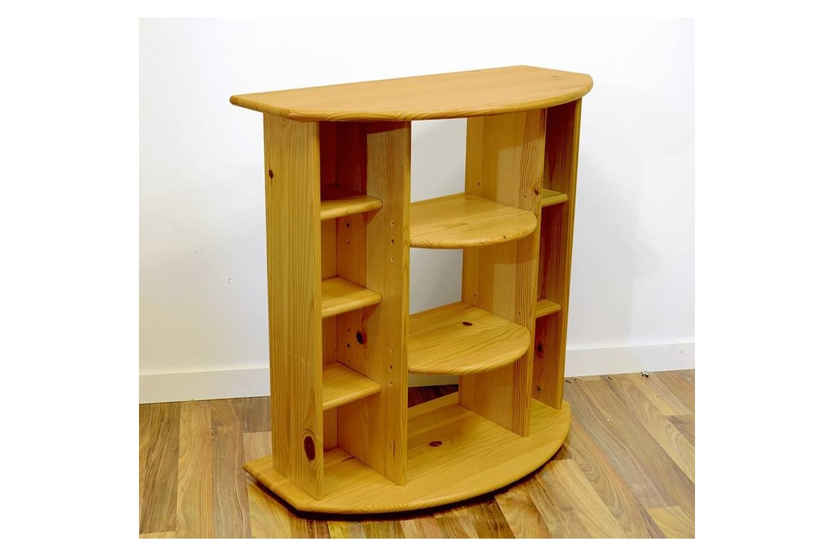 Cabinet tv stereo wood abc meubles for Meuble armoire tv