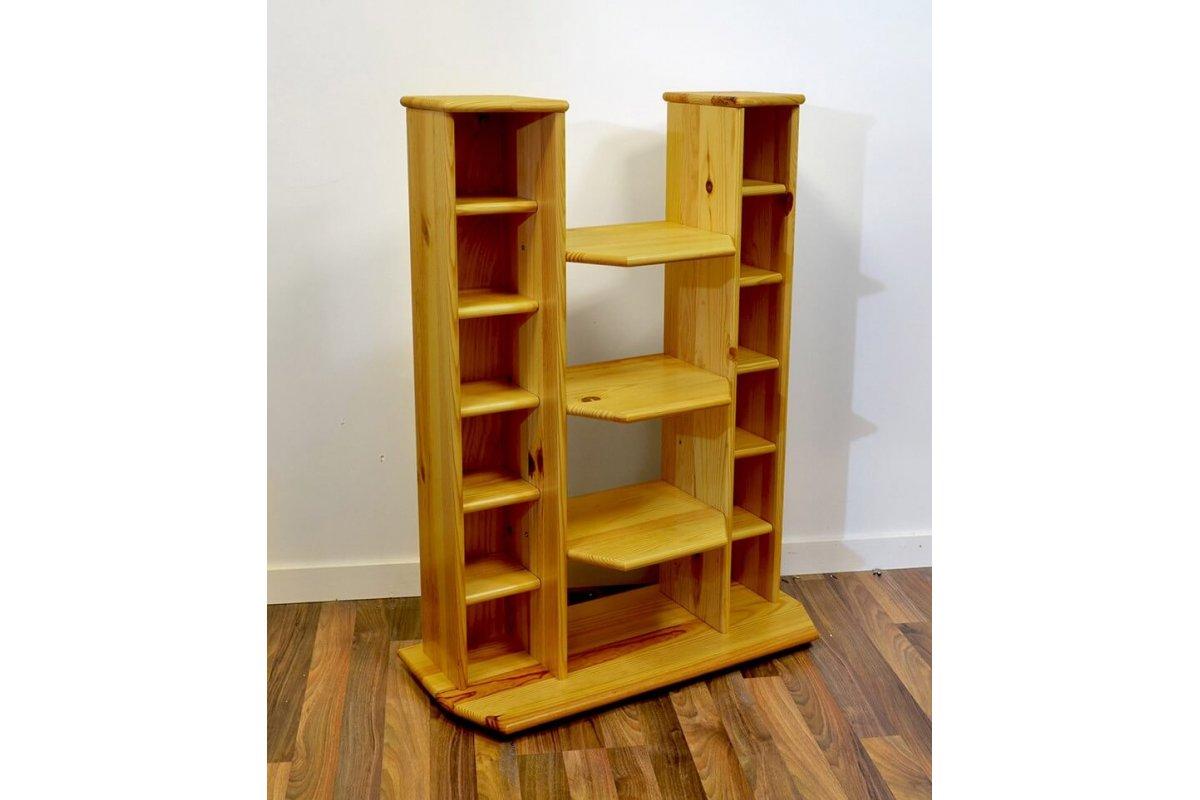 meuble hifi vid o bois abc meubles. Black Bedroom Furniture Sets. Home Design Ideas