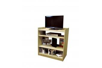 Mobile TV legno Omega