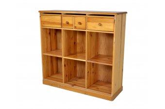 Mueble de madera de mercería Boreal