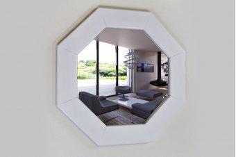Miroir Hexagonale Alba 49 cm