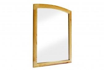Rectangular mirror Alba