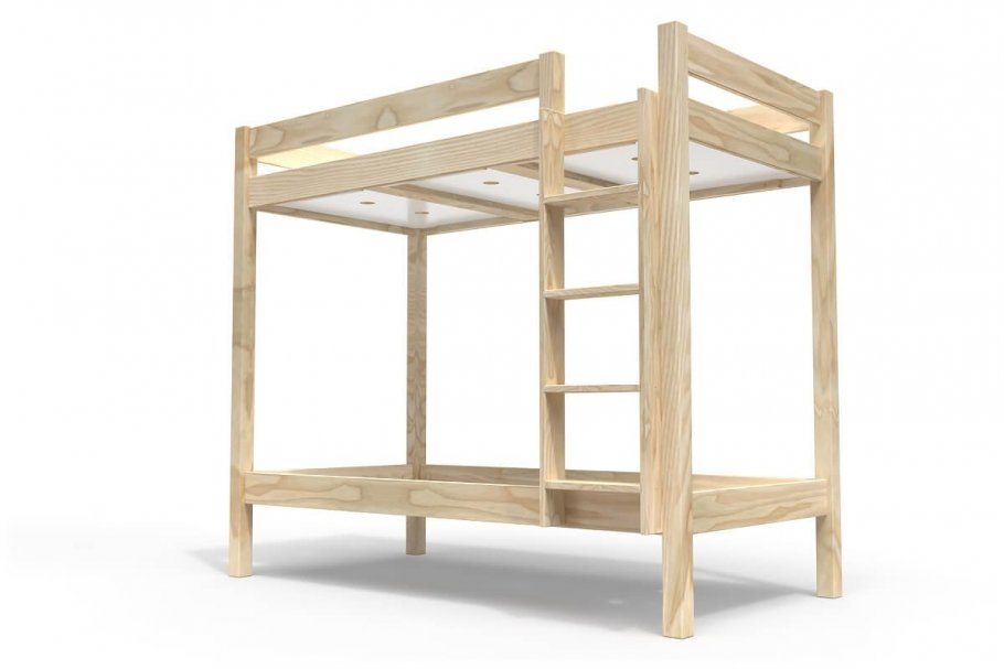 Bunk Bed ABC ladder