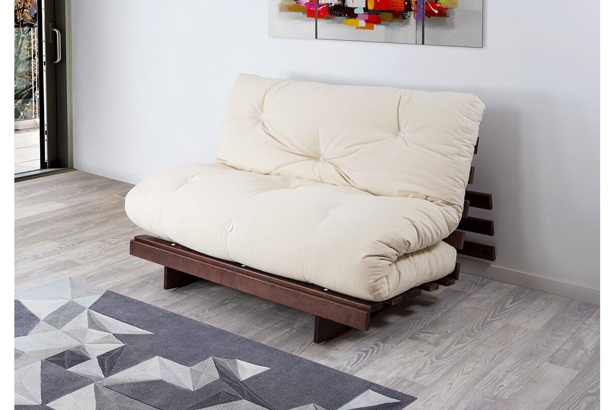 bz koia convertible pin massif 140x190cm abc meubles. Black Bedroom Furniture Sets. Home Design Ideas
