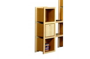 3 cubic shelves Square