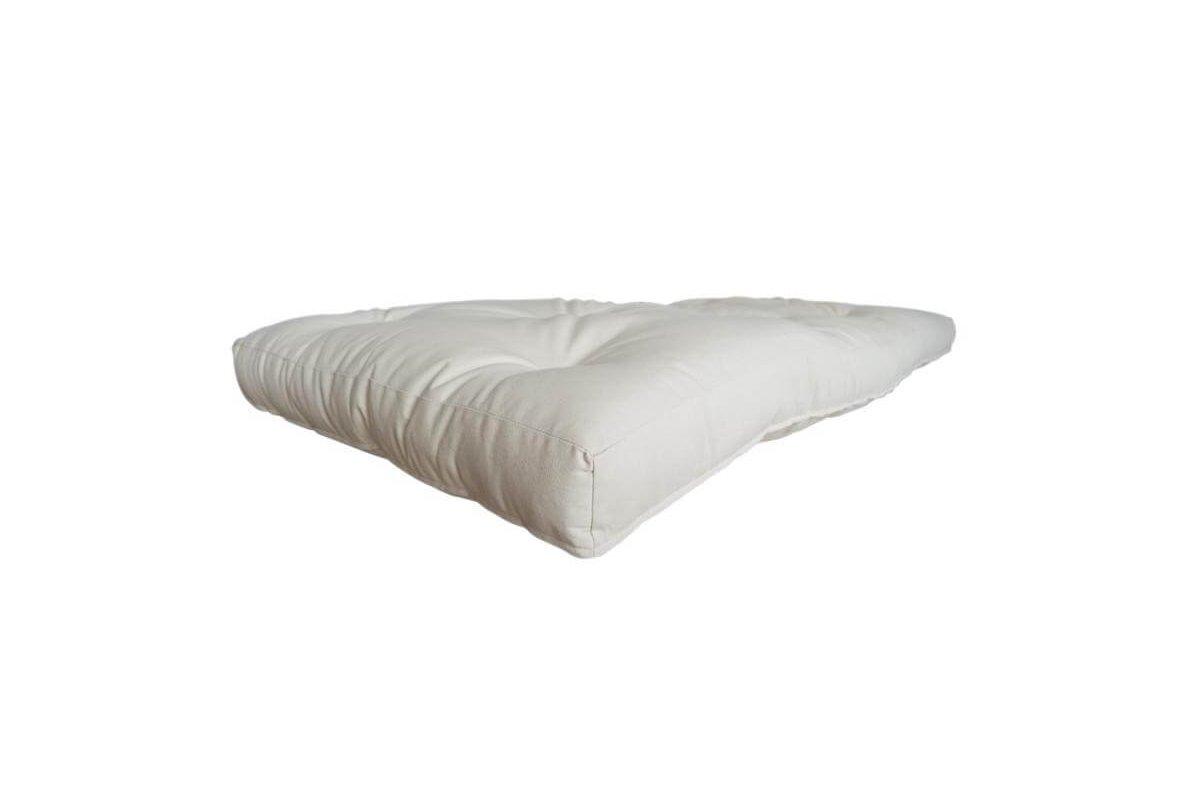 Sofa bed convertible shuto 90 x 190 cm futon abc meubles for Sofa 90 cm sitztiefe