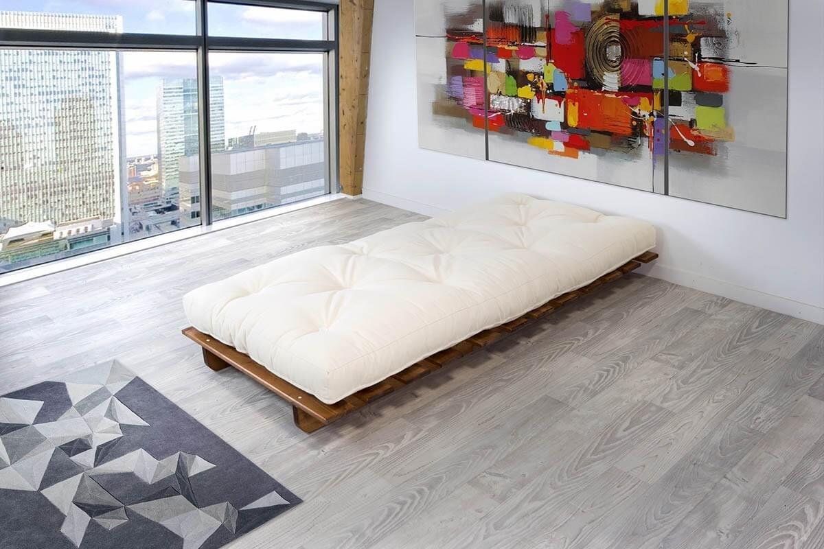 bz shuto 1 personne matelas futon abc meubles. Black Bedroom Furniture Sets. Home Design Ideas