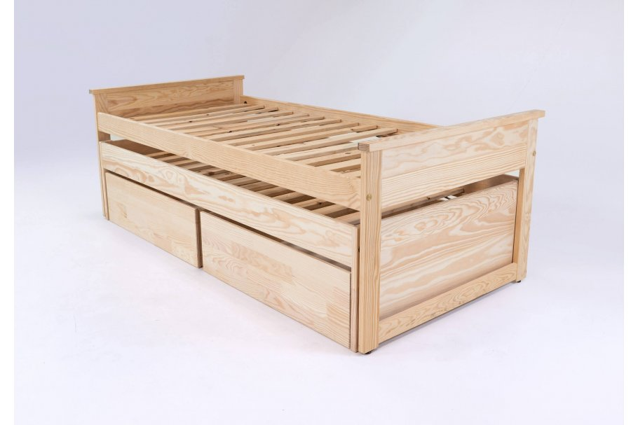 PULL-OUT BED 90X200