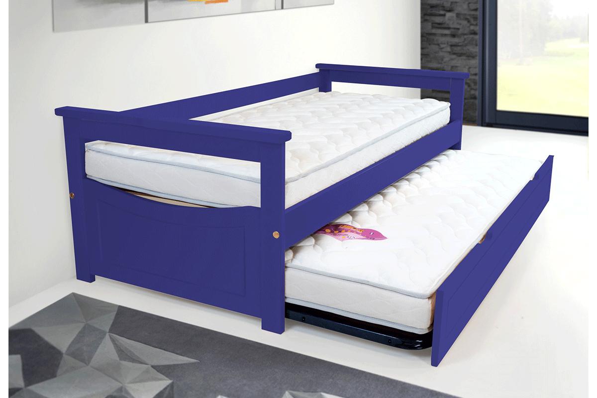 cama nido topaze pino macizo abc meubles. Black Bedroom Furniture Sets. Home Design Ideas