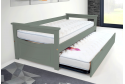 Pull-out bed 80X190 cm