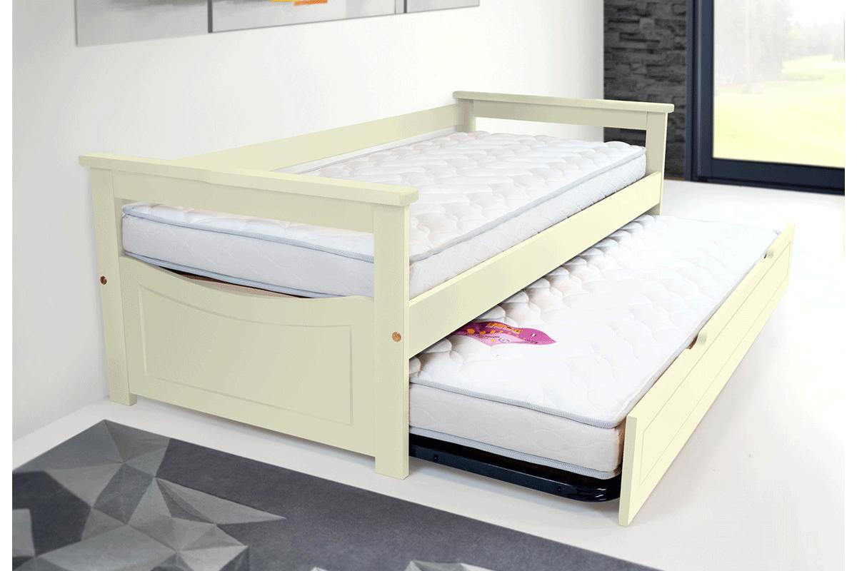 lit gigogne topaze 80 x 190 cm futons abc meubles. Black Bedroom Furniture Sets. Home Design Ideas