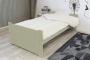 Solo bed 90x190 cm Beech