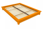 Futon bed Solido in solid wood - 2 places