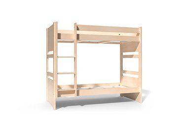 Etagenbett Holz