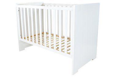 Cuna de madera para bebés