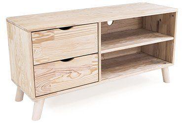 Muebles de salón madera