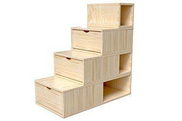 Muebles de escalera