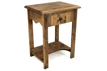 Console di legno