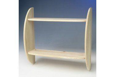 Wandregal Holz