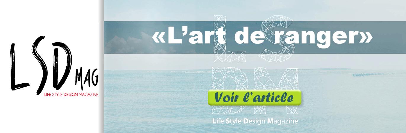 ABC Meubles dans Life Style Design Magazine
